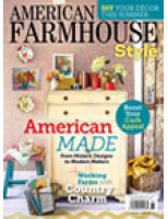 American Farmhouse Style Summer 2018