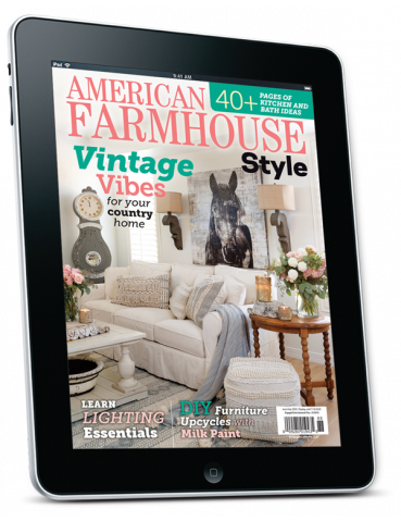 American Farmhouse Style Aug/Sept 2020 Digital