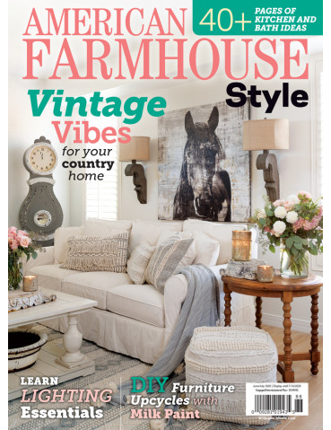 American Farmhouse Style Jun/July 2020
