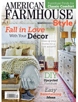 American Farmhouse Style Oct/Nov 2019