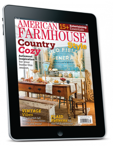 American Farmhouse Style Oct/Nov 2020 Digital