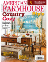 American Farmhouse Style Oct/Nov 2020
