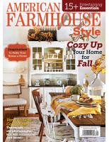 American Farmhouse Style Oct/Nov 2021