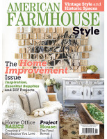 American Farmhouse Style Feb/Mar 2021
