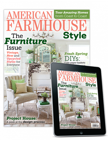 American Farmhouse Style Print Subscription Offer