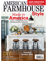 American Farmhouse Style Aug/Sep 2019
