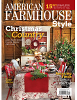 American Farmhouse Style Winter 2018