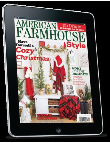 American Farmhouse Style Dec/Jan 2021 Digital