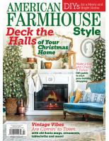 American Farmhouse Style Dec/Jan 2022