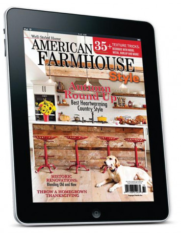 American Farmhouse Style Fall 2016 Digital