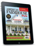 American Farmhouse Style Spring 2017 Digital