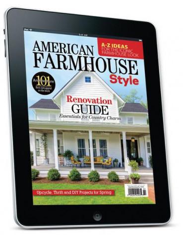 American Farmhouse Style Spring 2017 Digital