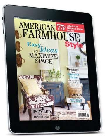 AMERICAN FARMHOUSE STYLE SUMMER 2017 Digital