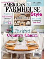 AMERICAN FARMHOUSE STYLE WINTER/SPRING 2017