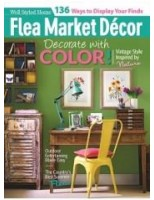Flea Market Décor - Summer 2014