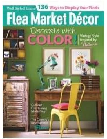 Flea Market Décor - Summer 2014