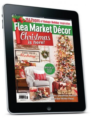 FLEA MARKET DECOR WINTER 2016 DIGITAL