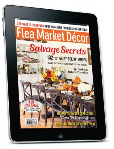 FLEA MARKET DECOR NOV/DEC 2017 DIGITAL