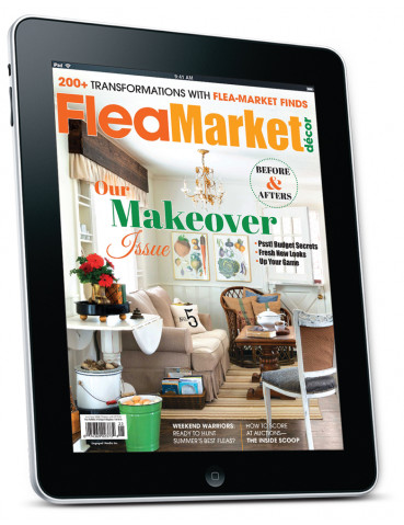 Flea Market Décor Jun/Jul 2018 Digital