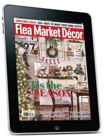 Flea Market Decor Holiday 2017 Digital