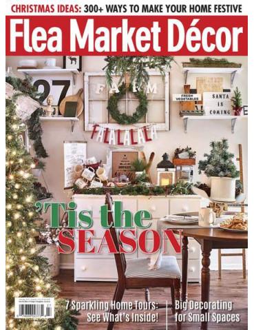 Flea Market Decor Holiday 2017