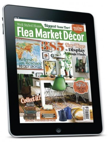 FLEA MARKET DÉCOR JUN/JUL 2015 DIGITAL