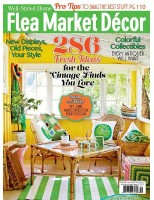FLEA MARKET DECOR SPRING 2016