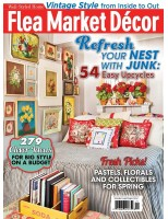 FLEA MARKET DECOR MAR/APR 2017