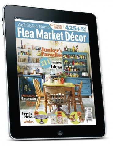 FLEA MARKET DÉCOR MAR/APR 2015 DIGITAL