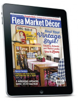 FLEA MARKET DECOR MAY/JUNE 2017 DIGITAL