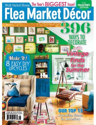 FLEA MARKET DECOR SUMMER 2016