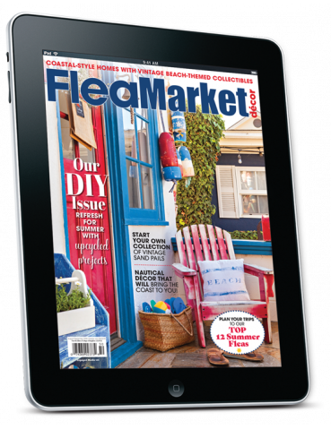 Flea Market Décor Aug/Sep 2019 Digital