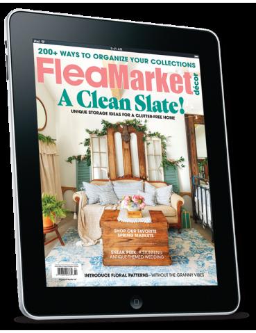 Flea Market Décor Apr/May 2020 Digital