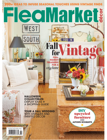 Flea Market Décor Oct/Nov 2019