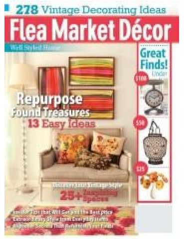 Flea Market Décor Spring/January 2013