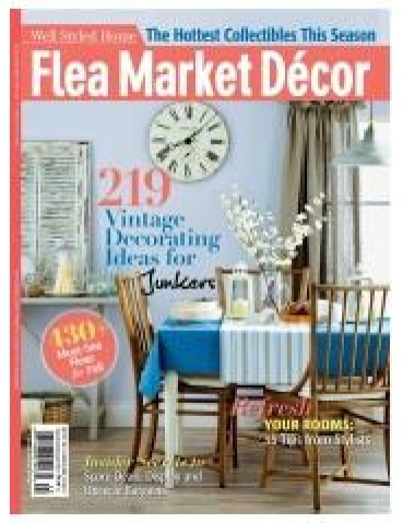 FLEA MARKET DÉCOR SEP/OCT 2014