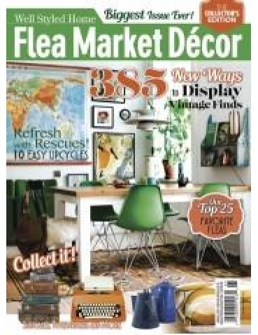 FLEA MARKET DÉCOR JUN/JUL 2015