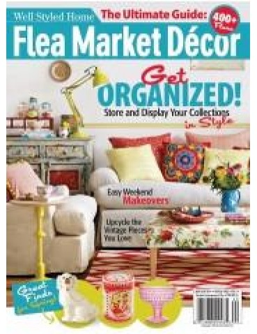 FLEA MARKET DÉCOR MAR/APR 2014