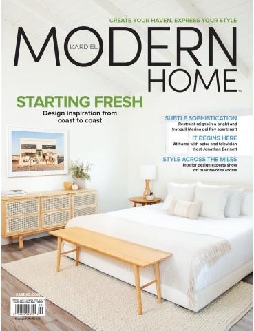 Kardiel Modern Home Print Subscription Offer