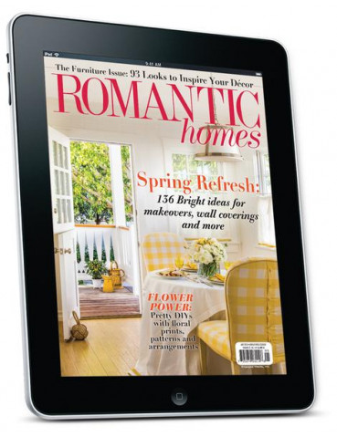 ROMANTIC HOMES DIGITAL SUBSCRIPTION