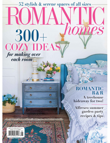 Romantic Homes August 2018
