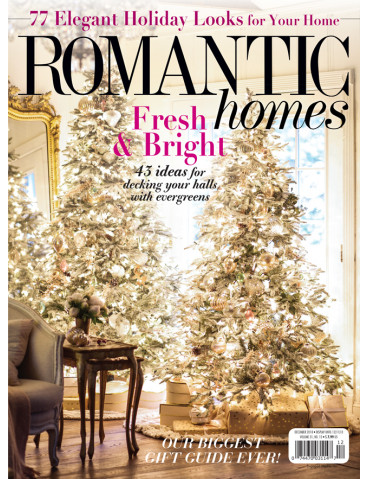 Romantic Homes December 2018