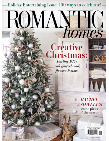 Romantic Homes November 2018