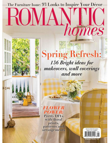 ROMANTIC HOMES SUBSCRIPTION