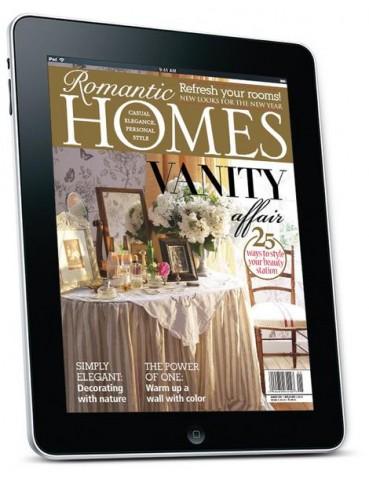 ROMANTIC HOMES JAN 2014 DIGITAL
