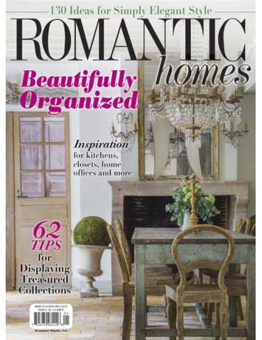 Romantic Homes January 2018