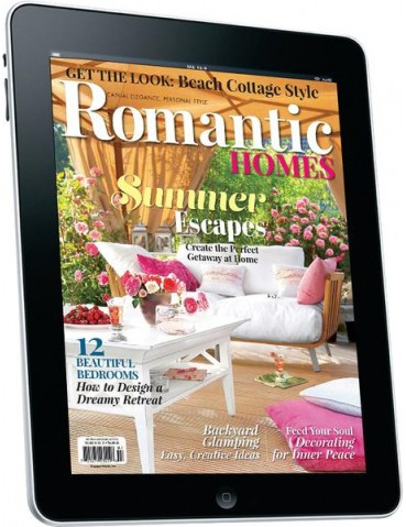 ROMANTIC HOMES JULY 2016 DIGITAL