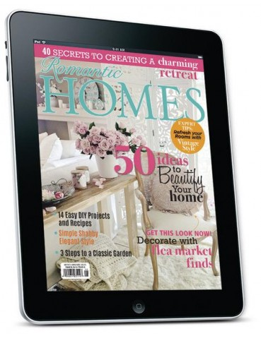 ROMANTIC HOMES MAY 2015 DIGITAL