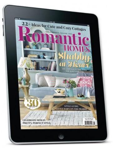 ROMANTIC HOMES MAY 2017 DIGITAL