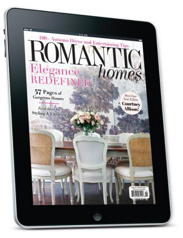 ROMANTIC HOMES OCTOBER 2017 DIGITAL